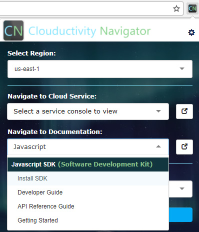 Cloud Services - Clouductivity Documentation