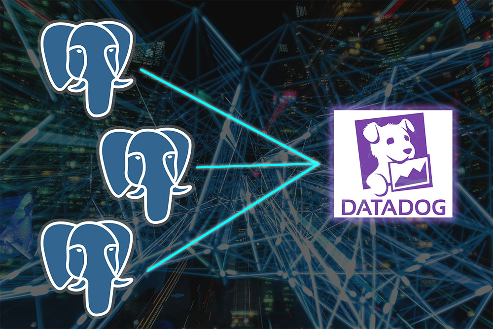 Clouductivity - PostgreSQL Monitoring with Datadog